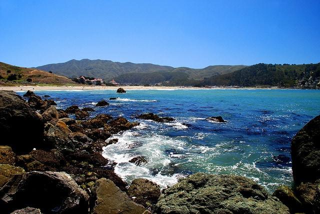 Linda Mar Beach