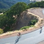 biking mt. diablo