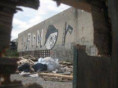 armer graffiti