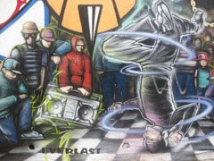 motug ewok mural keap
