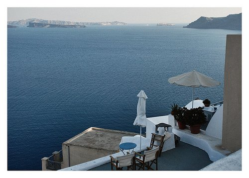 home exchange in greece
