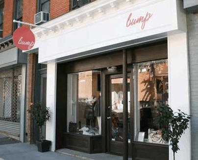 bump storefront
