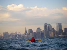 hudson river kayaking