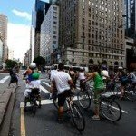 Happy Feet: Biking New York's Car-Free Streets in August