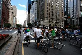 biking nyc