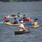 Inwood Canoe Club by Mark Handy