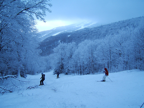 Killington VT skiing