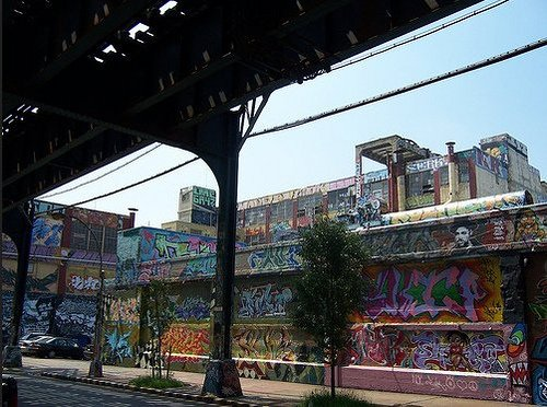 5 Pointz in Queens