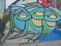 Pez Graffiti