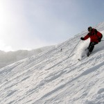 Skiing Hunter Mtn