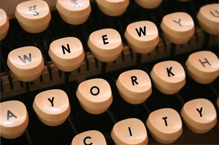 New York Typewriter