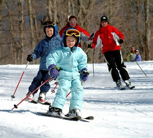 Windham Skiing