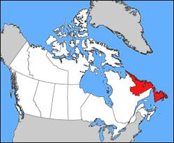 canada-map-newfoundland