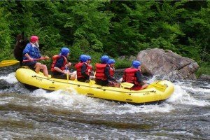 Whitewater Rafting Near NYC