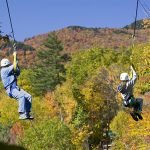 Up in the Air: The Longest Zipline Tour in North America
