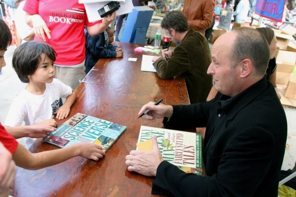 Children's book events