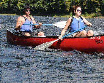 Kittatinny canoe