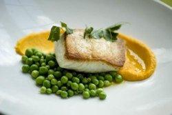 organically raised fish