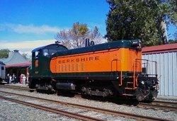 Berkshire Scenic Railways photo by ovondrak