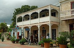 La Villita Historic Distric