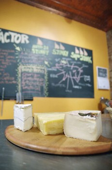 Brendan's Pick | Stinky's Cheese of the Month Club | Stinky Brooklyn | Cobble Hill | $180
