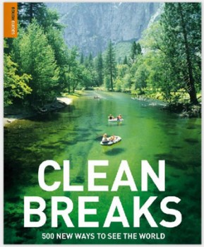 <strong>Clean Breaks Rough Guides Book</strong> | $29.99