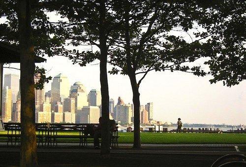 Hoboken Springtime