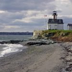 Romantic Retreat: Rose Island Lighthouse in Newport, R.I.