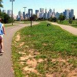 Biking Jersey City