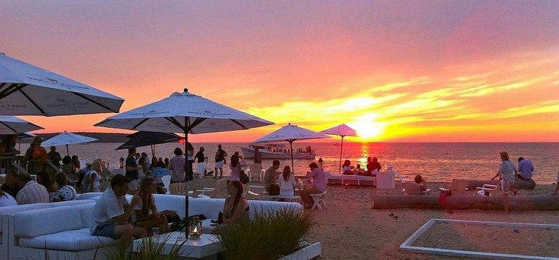 Navy Beach Restaurant, Montauk