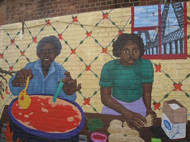 Immigrant Foodways Tour