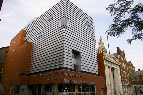 RISD exterior