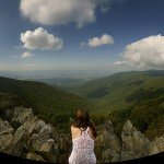 Shenandoah&#039;s Hawksbill Summit
