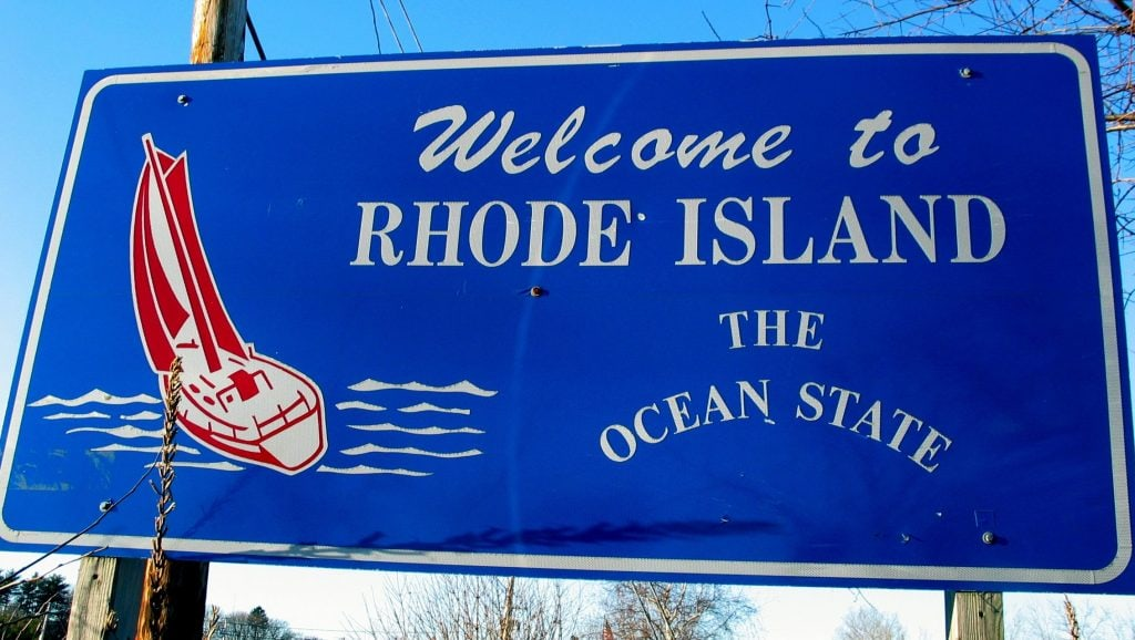 Welcome to Rhode Island