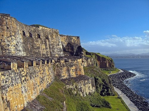 el morro fort