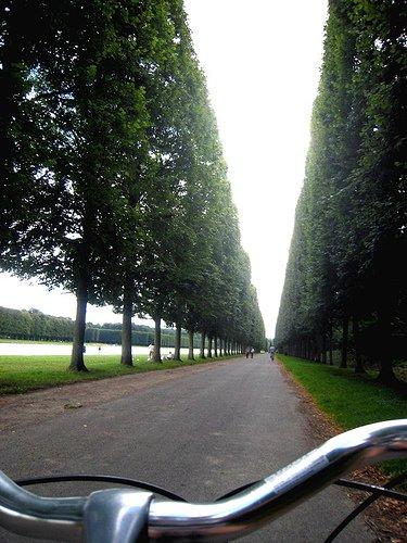 Biking Versailles