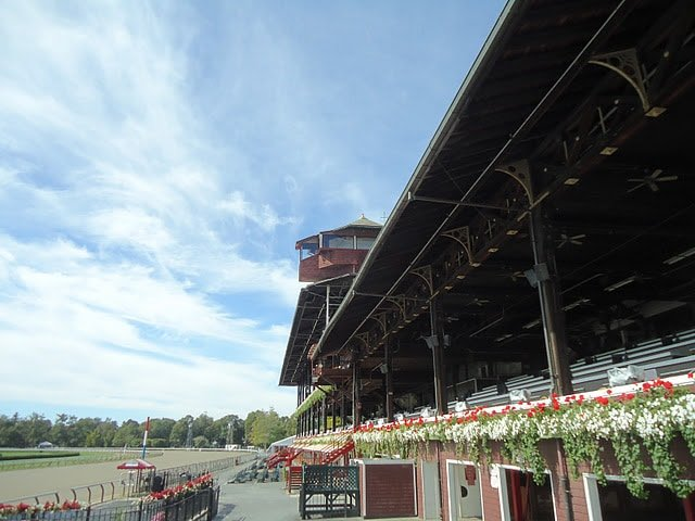 Racetrack in Saratoga