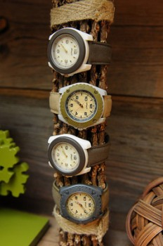For the Timeless Conservationist | Sprout Watches | $65