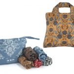 For the Chic Eco Shopper | Envirosax | $44.95/set of 5