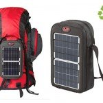 For the Hooked Up Hiker | Switch Solar Bag | $99