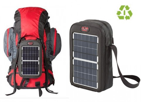 For the Hooked Up Hiker | Switch Solar Bag | $129