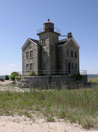 Cedar Island Ligthhouse