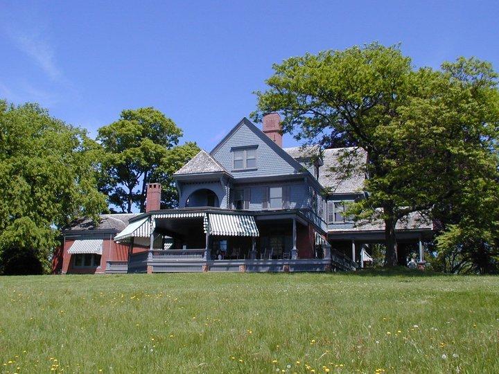 roosevelt's house