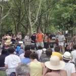 Rite of Summer | July 7, August 4, September 3 | Governors Island
