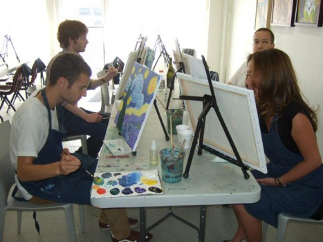 Painting Lounge | 438 Union Ave., Brooklyn | $50/2hr workshop