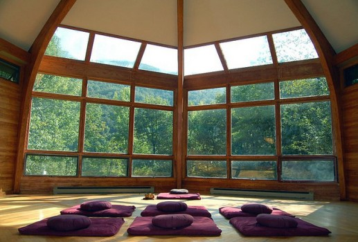 Menla Mountain Retreat | Phoenicia, NY