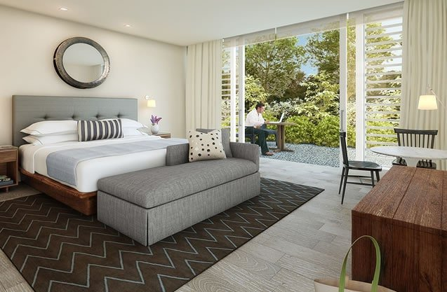 Top Chef's famed head judge Tom Colicchio opens a boutique hotel and spa this summer in the Hamptons at Sag Harbor. Open year round, the house will also feature a vegetable-inspired restaurant and a historic barn for private events.