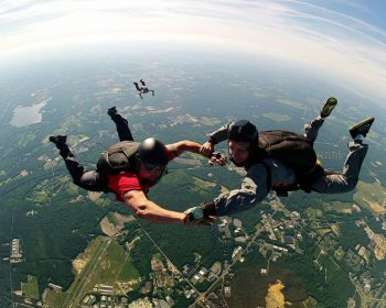 Skydiving Jersey Shore