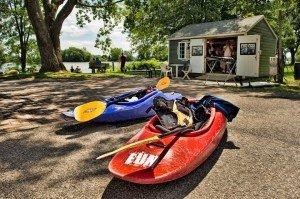 Kayak Sans Frontières