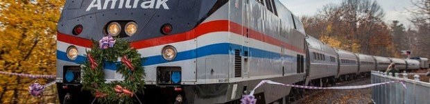 Amtrak&#039;s Downeaster